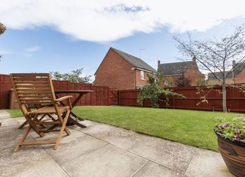 Thumbnail 5 bed detached house for sale in Farrow Avenue, Hampton, Peterborough
