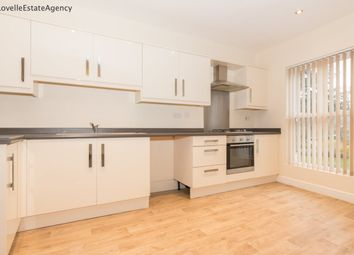 Thumbnail 2 bed flat to rent in High Street, Epworth, Doncaster