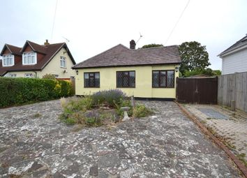 Thumbnail 2 bed detached bungalow for sale in Barbary Lane, Ferring