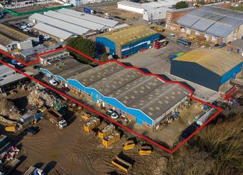 Thumbnail Warehouse for sale in Enterprise Works, Beach Road, Newhaven, East Sussex