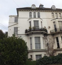 Thumbnail 1 bed flat for sale in Pevensey Road, St Leonards On Sea