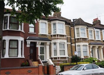 Thumbnail 4 bed terraced house for sale in West Avenue Road, Walthamstow