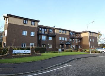Thumbnail 2 bed flat for sale in 50 Crathes Court, Hazelden Gardens, Glasgow