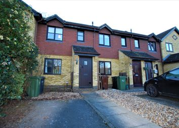 Thumbnail 2 bed terraced house to rent in Devoil Close, Burpham, Guildford