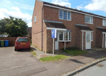 Thumbnail 2 bed end terrace house to rent in Amderley Drive, Eaton, Norwich