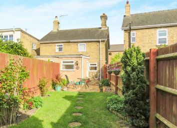 Thumbnail 2 bedroom semi-detached house for sale in Popes Lane, Warboys, Huntingdon