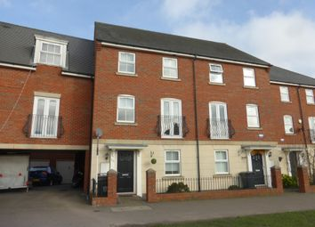 Thumbnail 4 bed terraced house for sale in Sandhills Avenue, Hamilton, Leicester