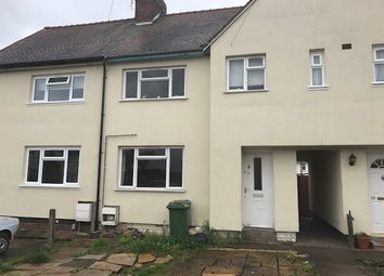 Thumbnail 3 bed terraced house to rent in Tryan Road, Coventry