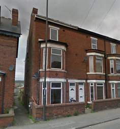 Thumbnail 4 bed terraced house for sale in Stanton Road, Ilkeston