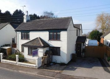 Thumbnail 4 bed detached house for sale in Newport Road, Woodseaves, Stafford