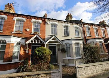 Thumbnail 3 bed terraced house for sale in Hoppers Road, Winchmore Hill, London