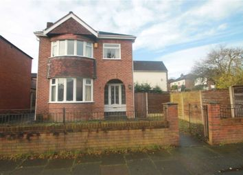 Thumbnail 3 bedroom detached house for sale in Houghton Lane, Swinton, Manchester