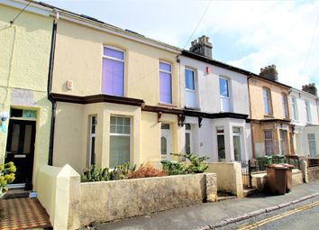 Thumbnail 3 bed terraced house to rent in Whitleigh Avenue, Crownhill, Plymouth