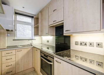 Thumbnail 1 bed flat to rent in Crescent Grove, London
