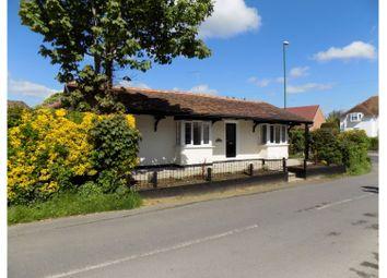Sea Avenue, Rustington, Littlehampton BN16. 3 bed detached bungalow for sale