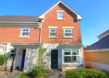 Thumbnail 4 bed detached house for sale in Drifters Drive, Deepcut, Camberley