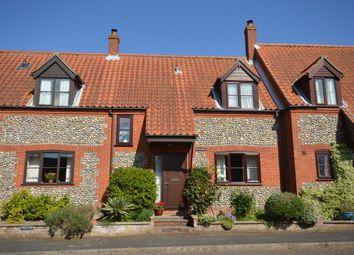 Thumbnail 2 bed terraced house for sale in Church Street, North Creake, Fakenham