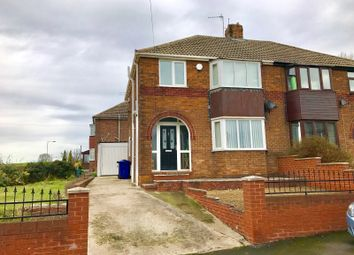 Thumbnail 3 bed semi-detached house to rent in Clayton Avenue, Thurnscoe