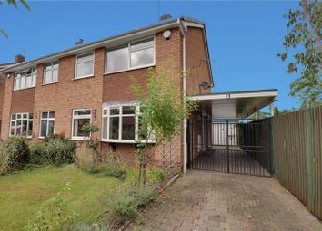 Thumbnail 3 bed semi-detached house for sale in Hall Farm Road, Brewood, Stafford