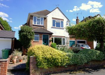 Thumbnail 4 bed detached house for sale in Cedar Close, Bagshot