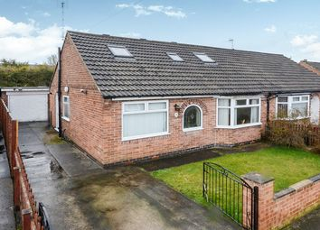 Thumbnail 3 bed bungalow for sale in Almsford Road, York