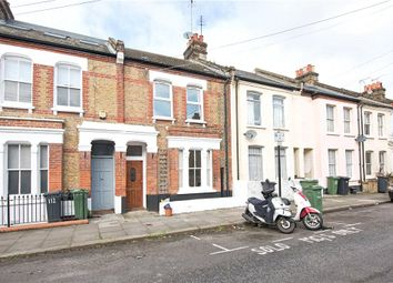 Thumbnail 1 bed flat to rent in Crimsworth Road, London