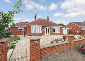 Thumbnail 3 bed detached bungalow for sale in Howe Lane, Nafferton, Driffield