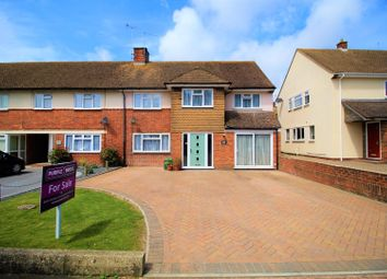 Thumbnail 5 bed end terrace house for sale in Victoria Drive, Eastbourne