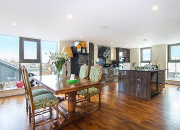 Thumbnail 4 bed flat for sale in Dungannon House, 15 Vanston Place, London