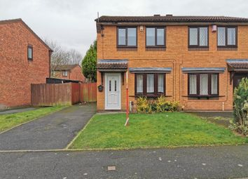 Thumbnail 2 bed semi-detached house to rent in Curlew, Leegomery, Telford