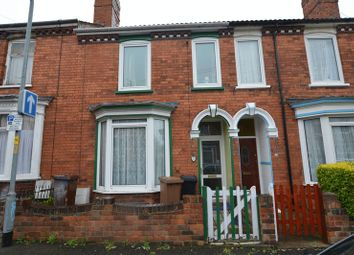 Thumbnail 4 bedroom terraced house for sale in Avondale Street, Lincoln