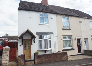 Thumbnail 3 bed end terrace house for sale in Bank Street, Heath Hayes, Cannock