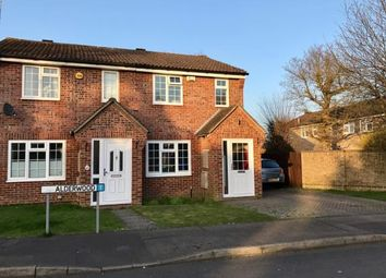 Thumbnail 3 bed semi-detached house for sale in Chineham, Basingstoke, Hampshire