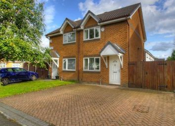 Thumbnail 2 bed semi-detached house to rent in Reading Close, Manchester