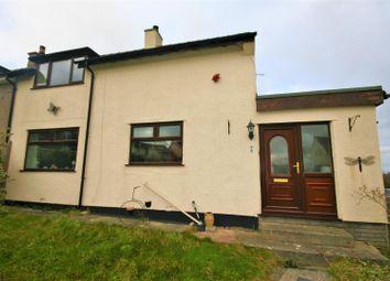 Thumbnail 2 bed semi-detached house for sale in Bod Elian, Llanelian, Colwyn Bay