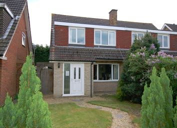 3 bed semi-detached house for sale in Kepple Place, Bagshot GU19
