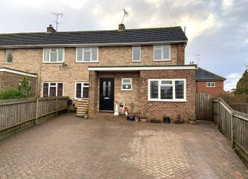 Thumbnail 3 bed semi-detached house for sale in Mount Close, Newbury
