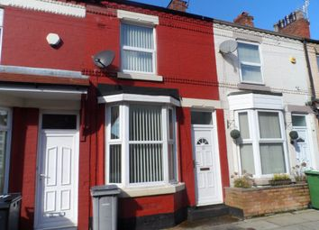 Thumbnail 2 bed terraced house to rent in Harrowby Road South, Tranmere, Birkenhead
