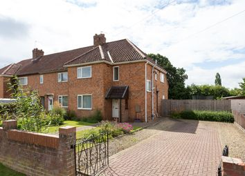 Thumbnail 3 bed end terrace house for sale in Calf Close, Haxby, York