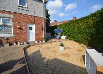 Thumbnail 3 bed semi-detached house for sale in Park Villas, Ashington