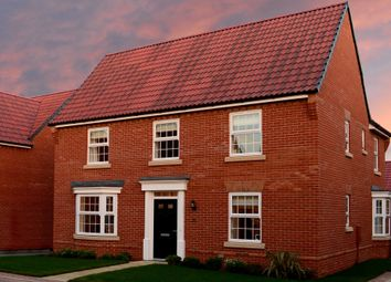 """Thumbnail 4 bed detached house for sale in """"Avondale"""" at Tranby Park, Jenny Brough Lane, Hessle"""