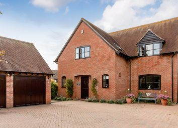 Thumbnail 4 bed detached house for sale in Clifden Road, Aylesbury