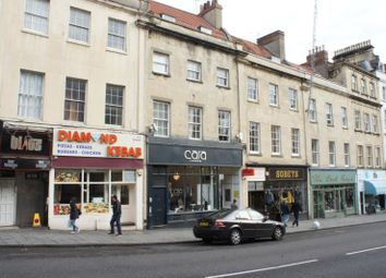 Thumbnail 4 bed flat to rent in Park Street, City Centre, Bristol
