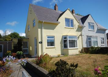 Thumbnail 3 bed semi-detached house for sale in Knowling Mead, Tenby