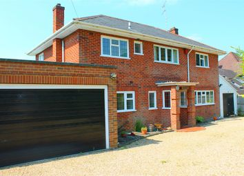 Thumbnail 5 bed detached house to rent in Parkway, Camberley