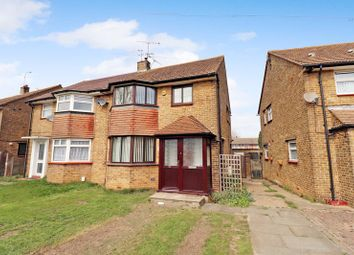 Thumbnail 3 bed semi-detached house for sale in Newington Avenue, Southend-On-Sea