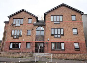 Thumbnail 2 bed flat for sale in Ross Street, Coatbridge