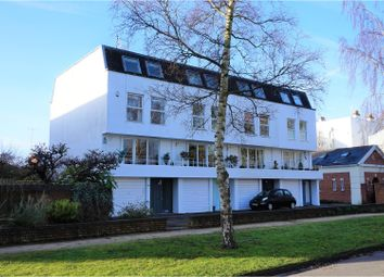 Thumbnail 4 bed town house for sale in Central Cross Drive, Cheltenham