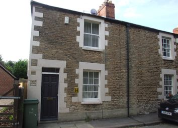 Thumbnail 2 bed end terrace house to rent in Vicarage Road, Oxford