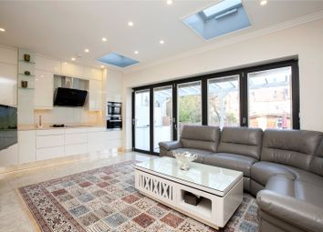 Thumbnail 5 bed terraced house for sale in Grenoble Gardens, Palmers Green, London